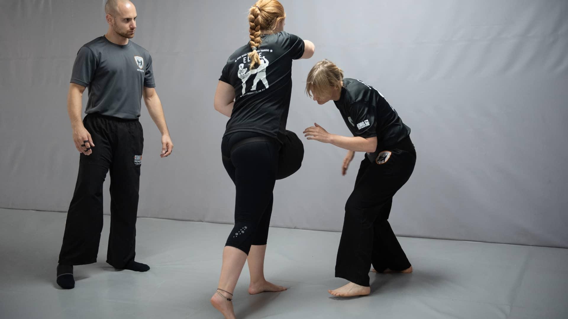 Krav Maga Elite Practitioner